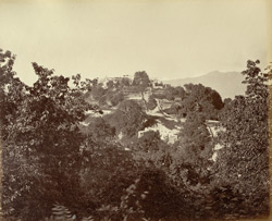 [General view of] Mussoorie. 66